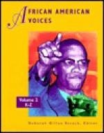 African American Voices 1 V2 - Richard O. Straub