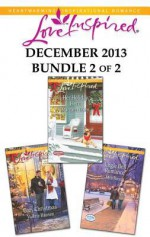 Love Inspired December 2013 - Bundle 2 of 2: Cozy ChristmasHer Holiday HeroJingle Bell Romance - Jeff Kinley, Valerie Hansen, Margaret Daley, Mia Ross
