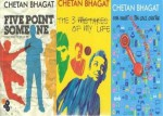 The 3 Mistakes of My Life / One Night At The Call Center / Five Point Someone - Chetan Bhagat