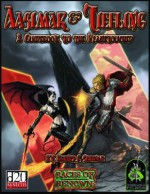 Aasimar & Tiefling: Guidebook to the Planetouched (D20 System) - Robert J. Schwalb, James Ryman