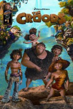 The Croods Prequel Gn - Georgia Ball, Nate Watson