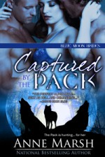 Captured by the Pack - Anne Marsh
