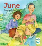 June - Mari Kesselring, Roberta Collier-Morales, Susan Temple Kesselring
