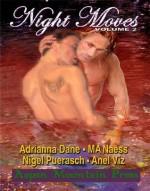 Night Moves: Volume 2 - Adrianna Dane, M.A. Naess, Nigel Puerasch, Sandra Hicks