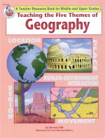 Teaching the Five Themes of Geography, Grades 5 - 12 - Frank Schaffer Publications, Frank Schaffer Publications