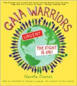Gaia Warriors - Nicola Davies, James E. Lovleock