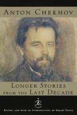 Longer Stories from the Last Decade (Modern Library) - Anton Chekhov, Shelby Foote, Constance Garnett