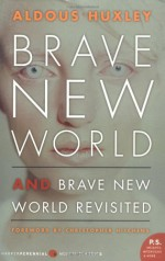 Brave New World/Brave New World Revisited - Aldous Huxley, Christopher Hitchens