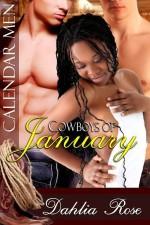 Cowboys of January - Dahlia Rose