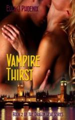 Vampire Thirst - Ella J. Phoenix
