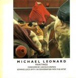 Michael Leonard Paintings - Lincoln Kirstein, Edward Lucie-Smith