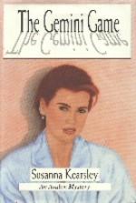 The Gemini Game - Susanna Kearsley