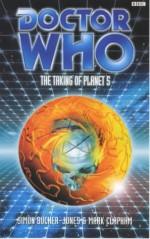 Doctor Who: The Taking of Planet 5 - Simon Bucher-Jones, Mark Clapham