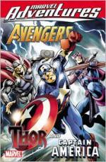 Marvel Adventures Avengers: Thor & Captain America - Paul Tobin, Ronan Cliquet