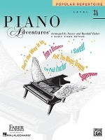 Piano Adventures Popular Repertoire, Level 3A - Nancy Faber, Randall Faber