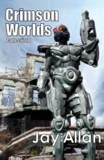 Crimson Worlds Collection I (Crimson Worlds I-III) - Jay Allan