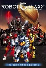 Robot Galaxy 1 - Rob Kurtz, Kris Oprisko, Alberto Aprea, Brian Miroglio