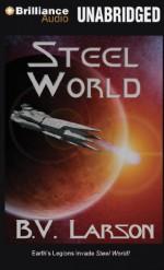 Steel World - B V Larson, Mark Boyett