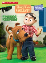 Davey & Goliath Color & Activity #2: Finders Keepers - Janet Halfmann, MADA Design