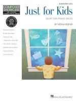 Just for Kids: Hal Leonard Student Piano Library Composer Showcase Elementary Le - Mona Rejino