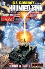 GI Combat (2012- ) #7 - Peter J. Tomasi, Jimmy Palmiotti, Justin Gray, Howard Chaykin, Staz Johnson