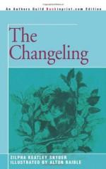The Changeling - Zilpha Keatley Snyder