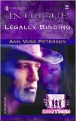 Legally Binding (Shotgun Sallys) - Ann Voss Peterson