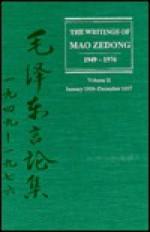 The Writings of Mao Zedong, 1949-1976: Volume II: January 1956-December 1957 - Mao Tse-tung, John K. Leung, Michael Y. Kau
