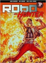 Robo-Hunter Verdus - John Wagner