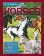 Action Files: Horses - Camilla De la Bédoyère