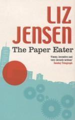 The Paper Eater - Liz Jensen