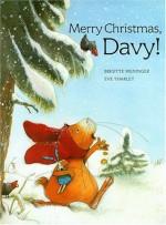 Merry Christmas, Davy! - Brigitte Weninger, Eve Tharlet, Rosemary Lanning