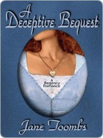A Deceptive Bequest - Jane Toombs
