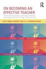 On Becoming A Teacher - Carl R. Rogers, Harold C. Lyon, Reinhard Tausch