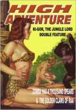 High Adventure #103 - John Peter Drummond, George Gross