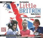 The Complete Little Britain Radio Series 1 - Matt Lucas, David Walliams