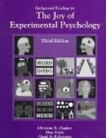 Background Readings for the Joy of Experimental Psychology - David A. Eckerman, Dan Ariely