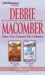 Debbie Macomber Cedar Cove Cd Collection 2: 44 Cranberry Point, 50 Harbor Street - Debbie Macomber, Sandra Burr