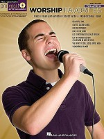 Worship Favorites: Pro Vocal Men's Edition Volume 53 - Hal Leonard Publishing Company