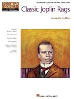 Classic Joplin Rags: Intermediate/Late Intermediate Piano Solos - Fred Kern