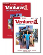 Ventures Level 1 Value Pack (Student's Book with Audio CD and Workbook with Audio CD) - Gretchen Bitterlin, Dennis Johnson, Donna Price, Sylvia Ramirez, K. Lynn Savage