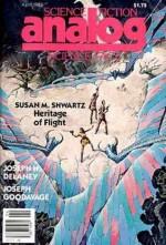 Analog Science Fiction/Science Fact April, 1983 - Stanley Schmidt