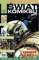 Świat Komiksu - 29 - (sierpień 2002) - Enki Bilal, Jean David Morvan, Michał Śledziński, Tobiasz Piątkowski, Robert Adler, Philippe Buchet, Fabien Vehlmann