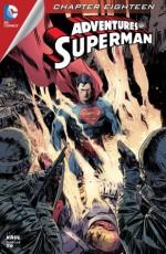 Adventures of Superman (2013- ) #18 - J.T. Krul, Marcus To