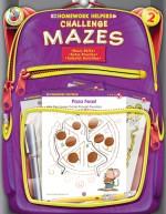 Challenge Mazes, Grade 2 - Frank Schaffer Publications, Frank Schaffer Publications