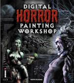 Digital Horror Painting Workshop - Martin McKenna