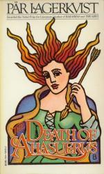 The Death of Ahasuerus - Pär Lagerkvist, Naomi Walford