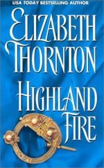 Highland Fire - Elizabeth Thornton