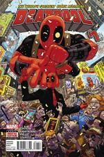 Deadpool #1 - Gerry Duggan, Mike Hawthorne