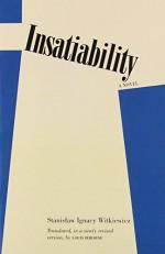 Insatiability - Stanislaw Ignacy Witkiewicz, Louis Iribarne